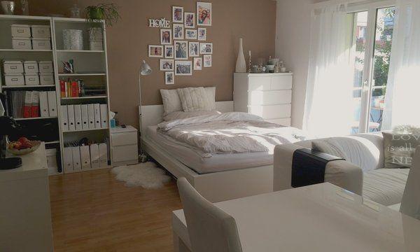 Moderne 1.5 Zimmer Wohnung in Rapperswil zu vermieten.