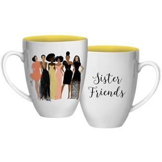 Discover our drinkware items including our Sista Friends Mug and other products featured online at African American Expressions. Visit Black Gifts today.