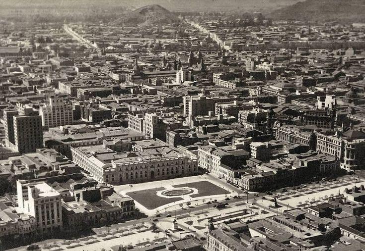 Barrio Cívico de Santiago, 1932 16enriquemora1932enterrenochileamosantiago