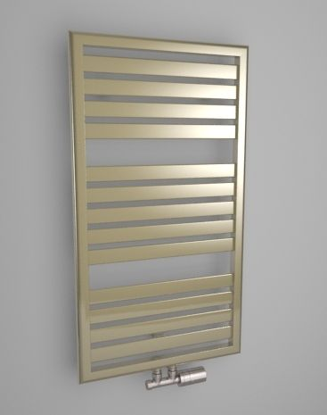 Clean subtle lines are a characteristic feature of the Zen Bath Plus radiator. This HOTHOT radiator adds casual elegance to your bathroom and entrance hall.