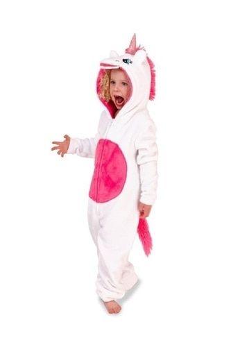 3e882761b Girls Novelty 3D Hood White