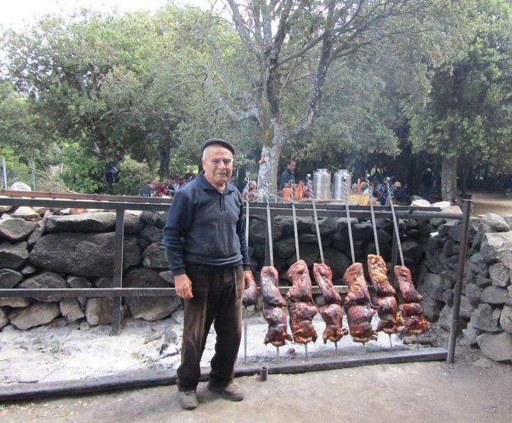 Sardijnse BBQ Parco Supramonte