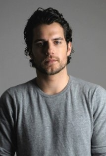 Good old fashioned handsomeness. Henry Cavill, my personal Superman.