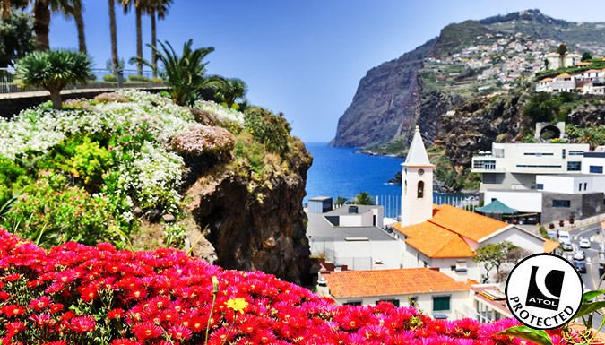 UK Holidays: Madeira, Portugal: 7 Night Hotel Stay With Flights - Up to 25% Off for just: £169.00 Escape to an island getaway on sunny Madeira for a 7-night break      Find a home away from home at the Hotel Apartments Baía Brava      Take a dip in the pool and enjoy cocktails from the bar      The boutique hotel has 19 luxury studio apartments, each with kitchenettes      Spend lazy days...