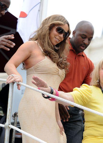 Mariah Carey Photos - 62nd Annual Cannes Film Festival - Precious Luncheon.La Plage Vitamin Water, Cannes, France.May 15, 2009. - Cannes Film Festival 2009 - Precious Luncheon