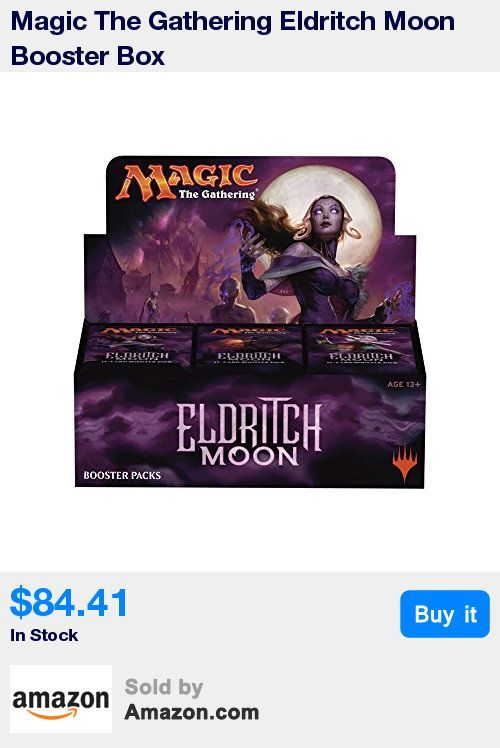 Magic the Gathering * Eldritch Moon * Booster Box (36 Packs)