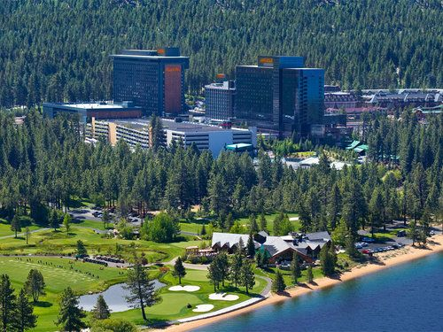 Harrah's Lake Tahoe Casino Hotel, 15 Highway 50, Stateline, NV 89449, USA. - #Casinos-of-Mayfair.com