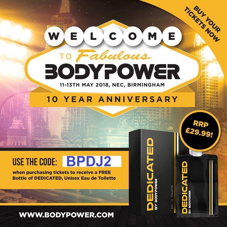 38cb8e2408894b7177a264b4034b973f 20 best bodypower ambassador promo code 2018 images on pinterest