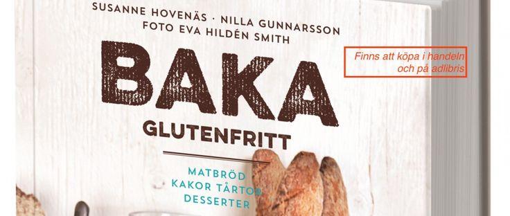 Bovetefrallor – Lätt att baka naturligt glutenfritt bröd | Nilla's Kitchen
