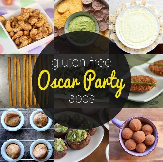 9 #GlutenFree Appetizers for the #Oscars via @NoshOnIt