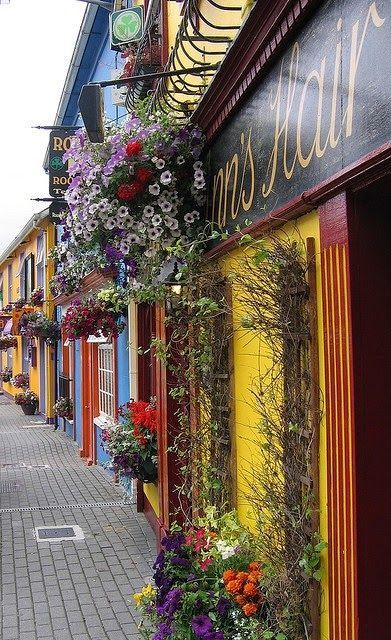 ~Kinsale, Co. Cork, Ireland