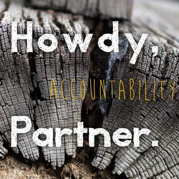 Accountability. It works! www.danielledavies.com