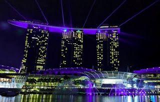 Hotelspore - Daftar hotel bintang 5 di Singapore yang terbaik dan terkenal.