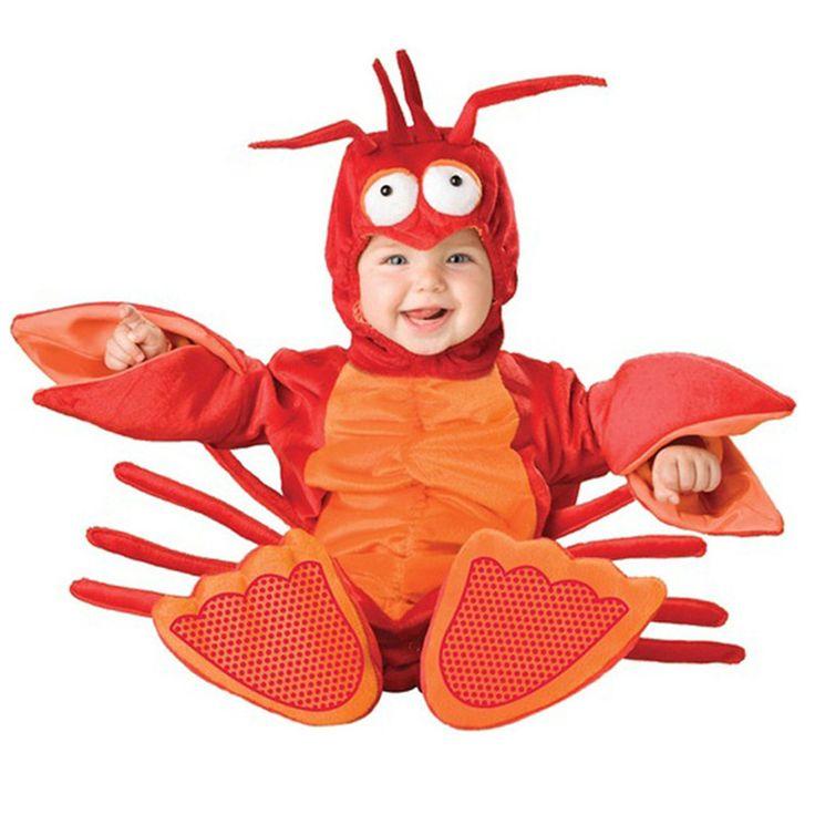 Baby Kreeft Kostuum