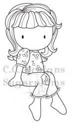 C.C. Designs Sugarplums Cherry Emma DIGI Download