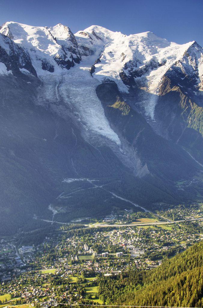 Le Brevent Chamonix. France