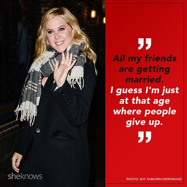 amy schumer quotes | 27 Amy Schumer quotes that are hilarious — but could really piss ...