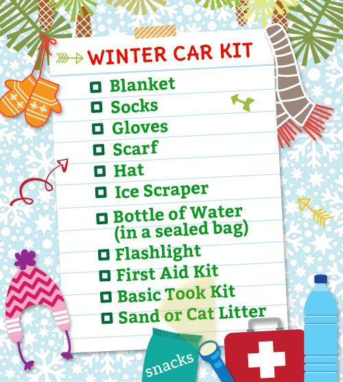 Omaha Family: Winter Car Kit | ParentSavvy