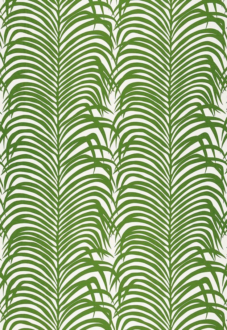 Schumacher Fabric Zebra Palm Linen Print Jungle 174871 - My Fabric Connection