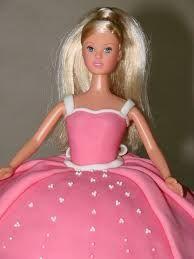 tort barbie ewa