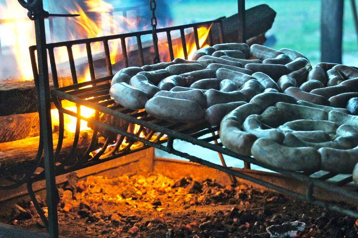 BBQ Uruguayan style - part 2.