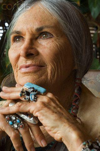 Native american mature