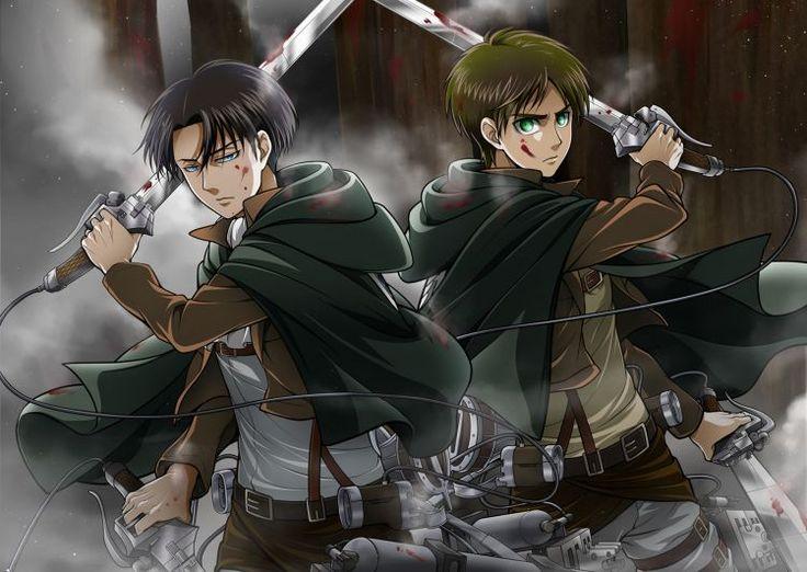 Fonds d'écran Manga > Fonds d'écran Shingeki No Kyoujin Wallpaper N°369464 par bobysan - Hebus.com