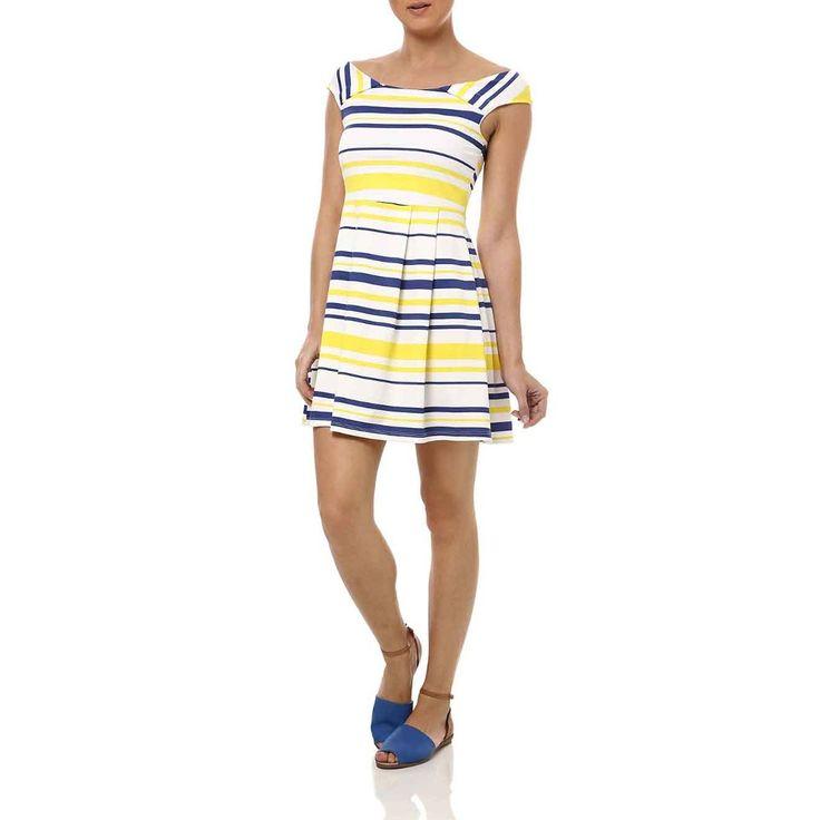 Compre online: http://www.lojaspompeia.com/vestido-curto-feminino-autentique-53974/p