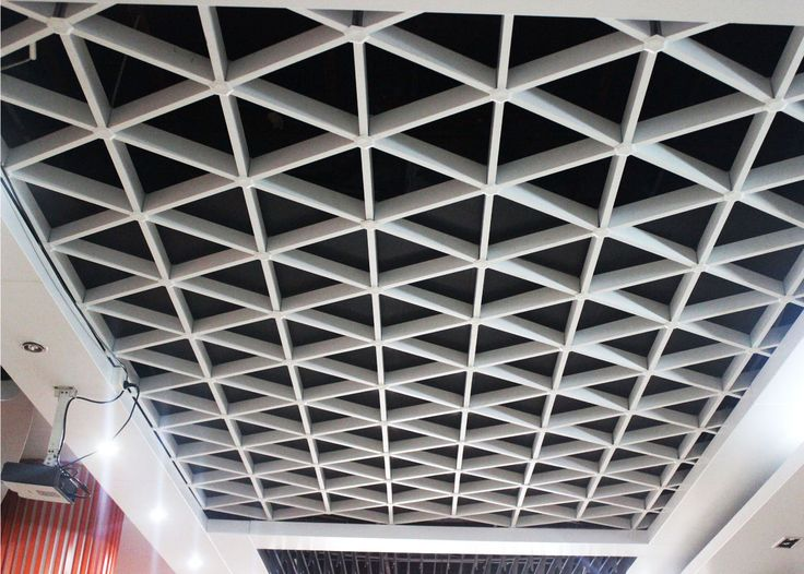 China unique Lattice Suspended metal ceiling grid For Office / civil  buildings supplier - Top 25+ Best Ceiling Grid Ideas On Pinterest Basement Remodeling