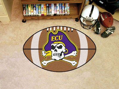 East Carolina University Football Mat