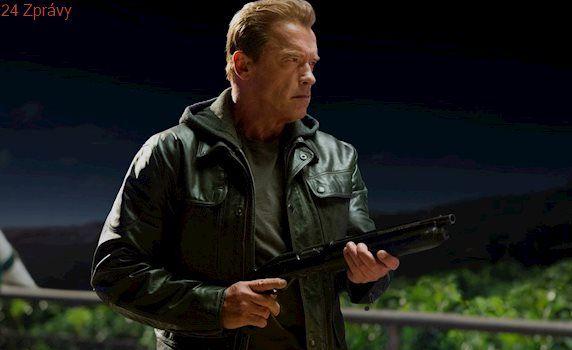 Hasta La Vista? Ani omylem! Arnie se jako Terminátor vrátí i pošesté