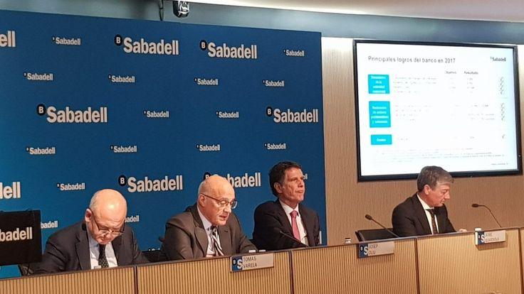 Josep Oliu (Banco Sabadell): En Cataluña no hubo boicot hubo nerviosismo