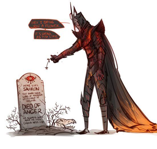 Melkor + Sauron = Morgoth   38cc62e2ce6c883ab5a85936056e9d3e--tolkien-hobbit-middle-earth