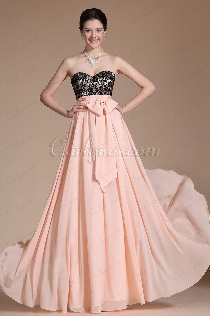 Mejores 24 imágenes de Peach Dresses en Pinterest | Vestidos de ...