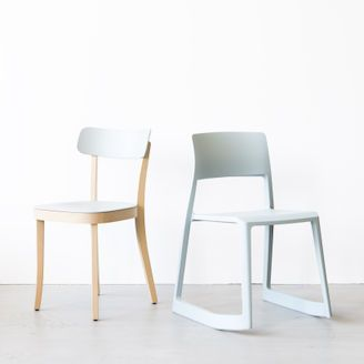 Chairs by Vitra at Master Meubel