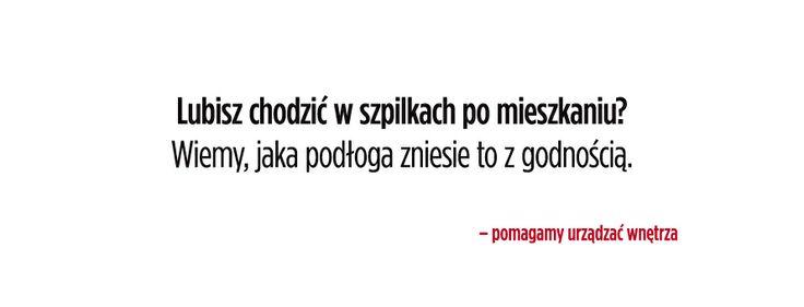 Najświeższa, narracyjna, kampania Galerii Wnętrz Domar. Marzec 2014r.