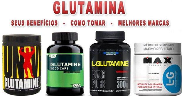 Glutamina – O que é, Para que serve, efeitos e como tomar  #glutamina