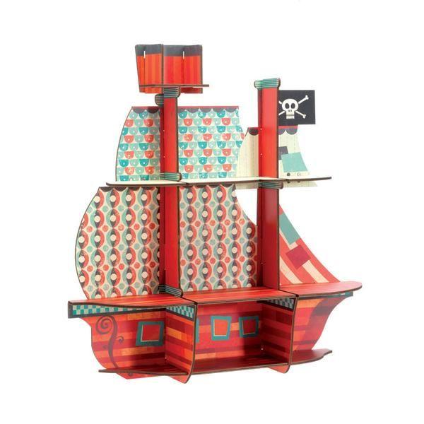 Pirat hylde