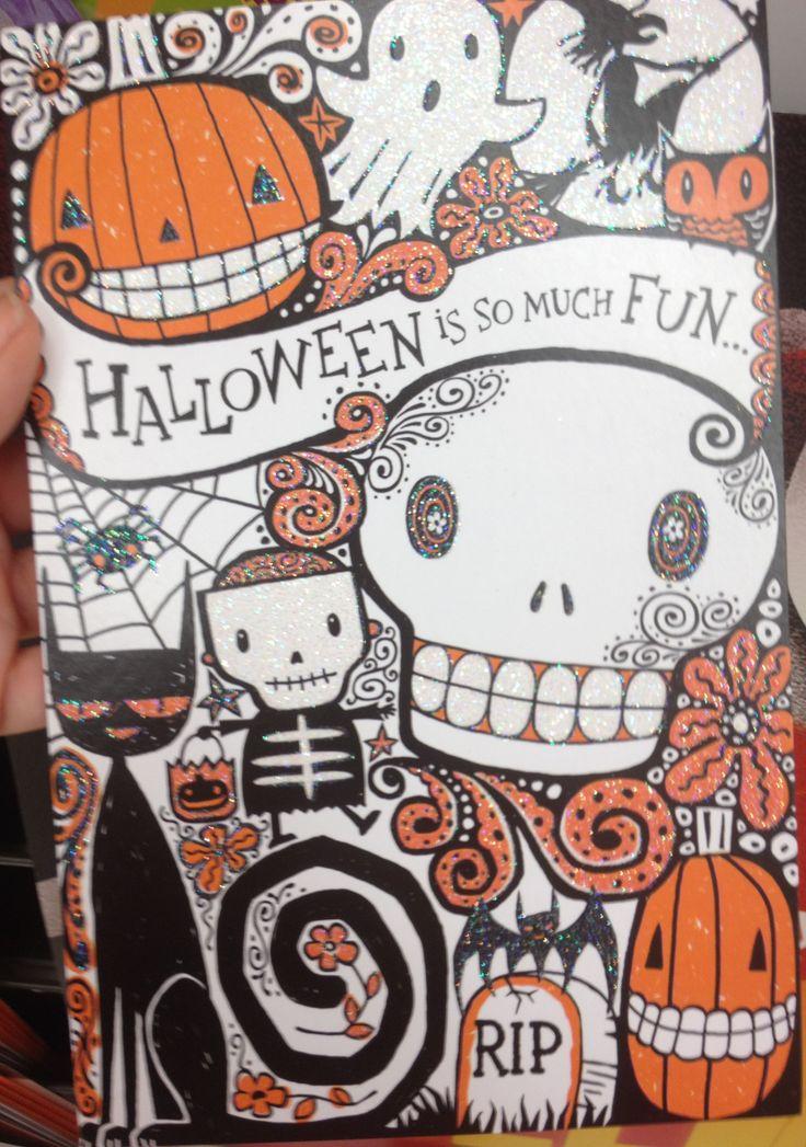 halloween card 2013 - Cool Happy Halloween Pictures