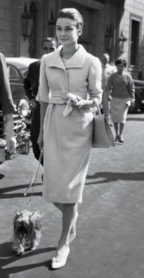 MINKSPOT.COM 8 Essential Style Elements Of Grace Kelly, Audrey Hepburn, Jackie O. & Kate Middleton