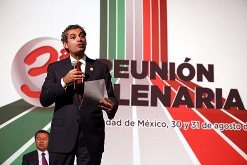 En el PRI celebran cercanía que mostró Juan Gabriel a ese partido político