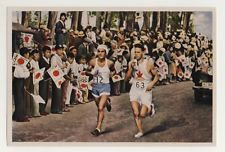 OLYMPIA LOS ANGELES USA AMERICA MARATHON 1932 JEUX OLYMPIQUES 1936 OLYMPIC GAMES