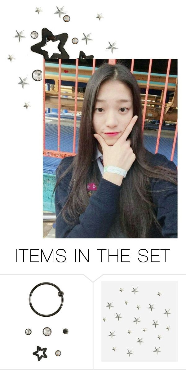 """""""New trainee reveal - RG"""" by starship-entertainment ❤ liked on Polyvore featuring art"""