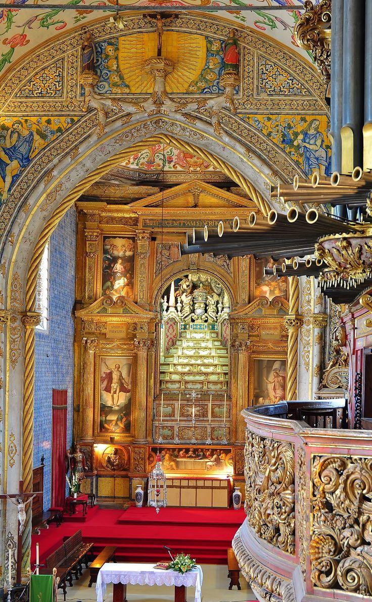 Capela de S. Miguel St. Michael's Chapel #turismoUC