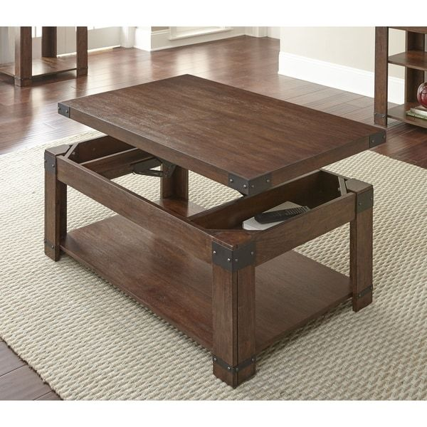 Aldridge 48 Inch Rectangle Lift Top Coffee Table By Greyson Living |  Overstock.com
