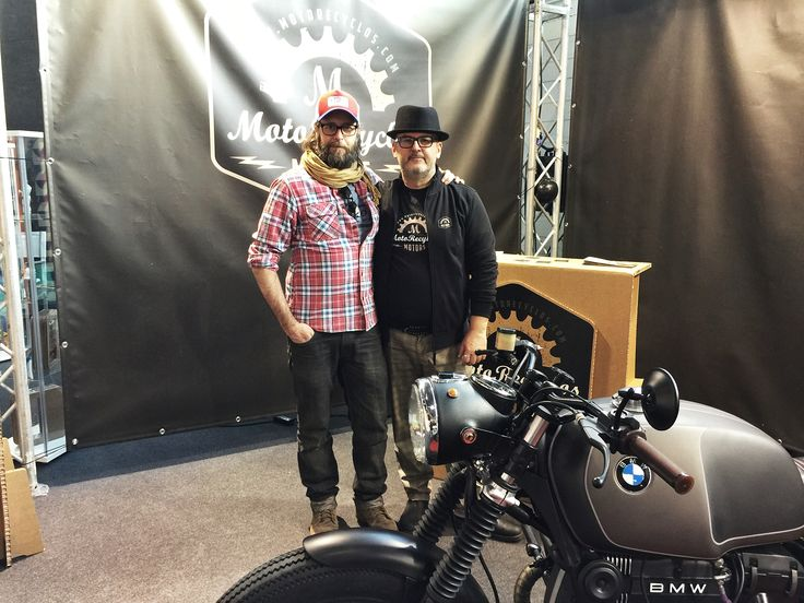 Mr Motorecyclos with mr Be Fuel Motorcycles