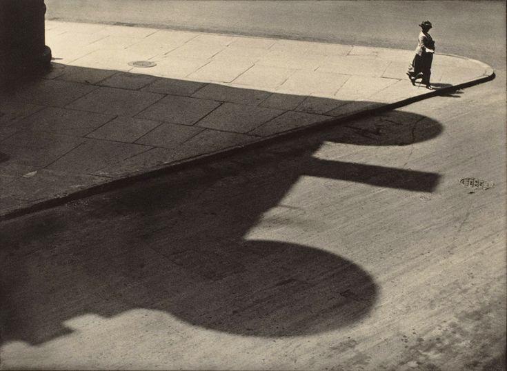 Paul Strand 1916 NYC