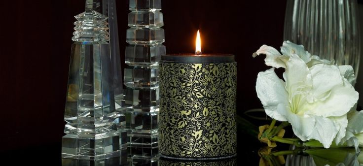 For all the candle lovers who want to make their house look elegant and modern at the same time.