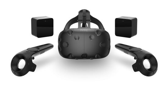 HTC Vive Virtual Headset Launched at  MWC 2016