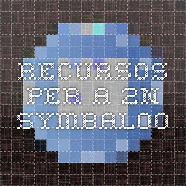 Recursos per a 2n - Symbaloo
